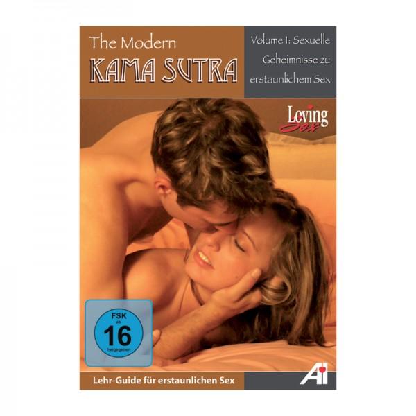 """DVD A.I. """"The Modern Kama Sutra Vol. 1"""" (FSK16)"""