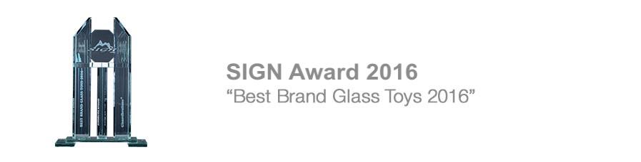 Glassvibrations Sign Award 2016