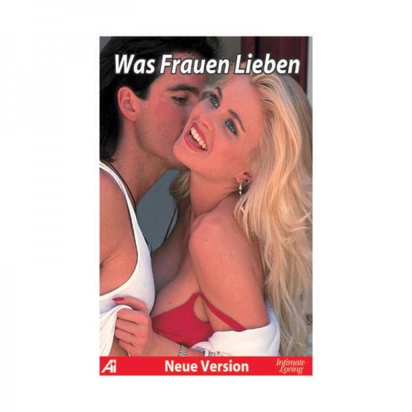 """DVD A.I. """"Was Frauen lieben"""" (FSK16)"""