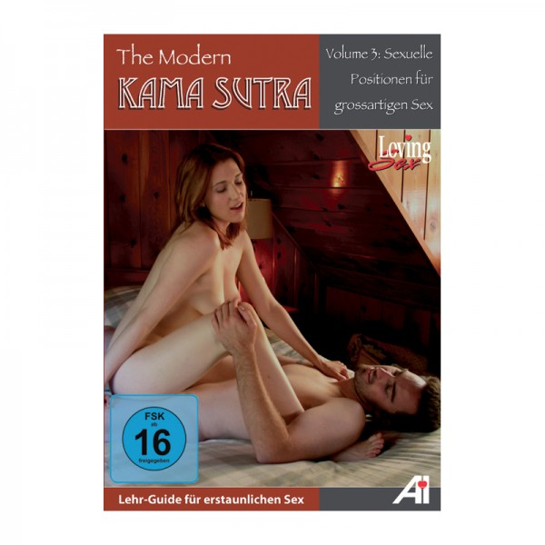 "DVD A.I. ""The Modern Kama Sutra Vol. 3"" (FSK16)"