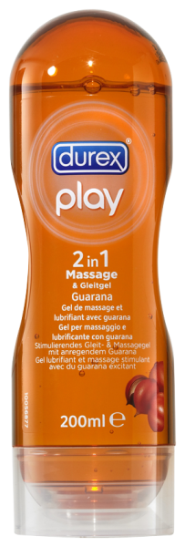 DUREX play 2 in 1 Massage Guarana 200ml