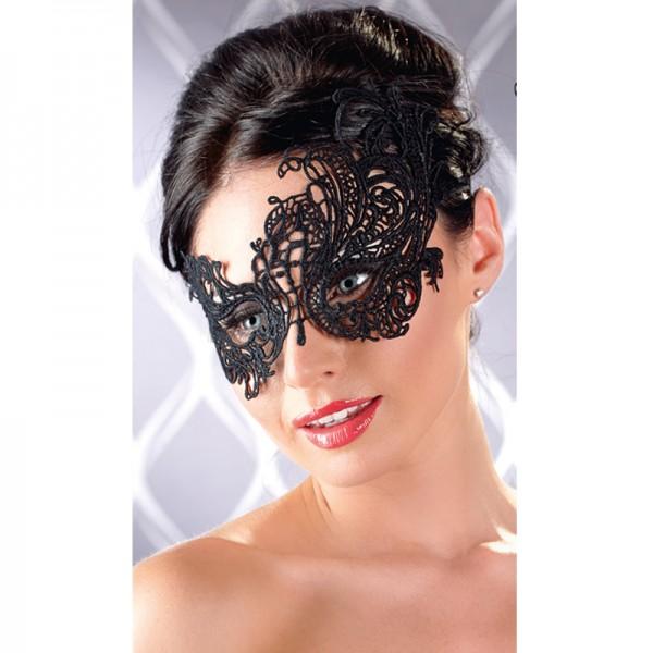 Maske mit Stickerei Vienna