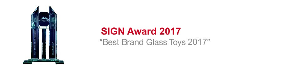 Glassvibrations Sign Award 2017