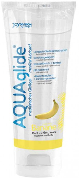 JOYDIVISION AQUAglide Banane 100ml