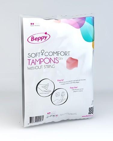 Beppy Soft-Comfort-Tampons 30er dry