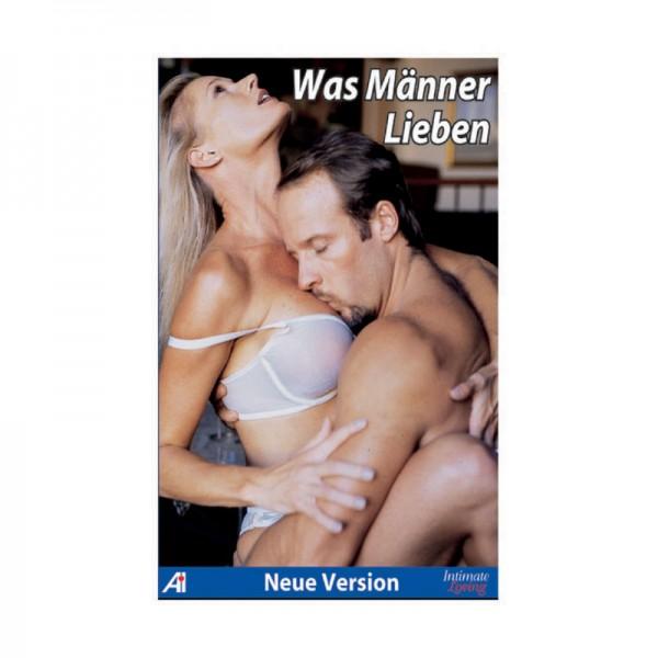 """DVD A.I. """"Was Männer lieben"""" (FSK16)"""