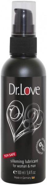 Dr. LOVE silkening Lubricant for Woman & Man 100ml