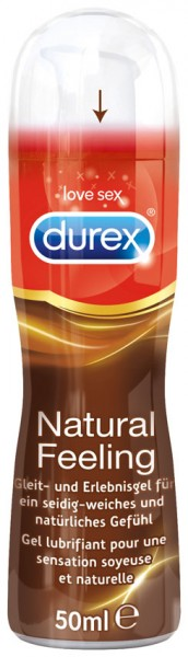 DUREX Natural Feeling Gel 50ml