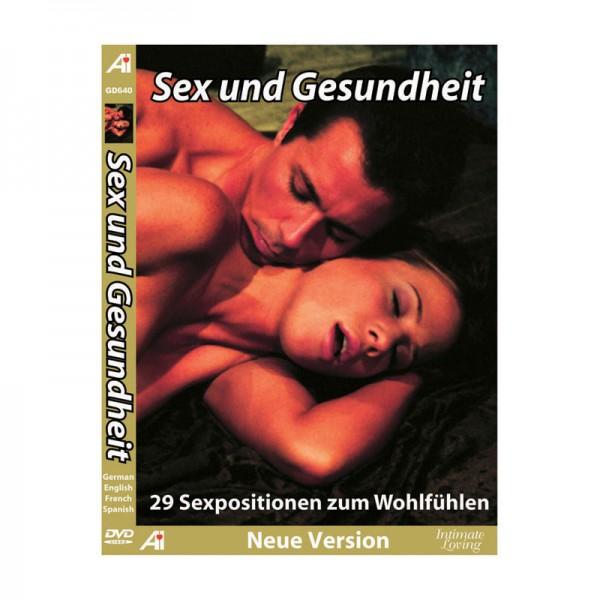 """DVD A.I. """"Sex und Gesundheit"""" (FSK16)"""